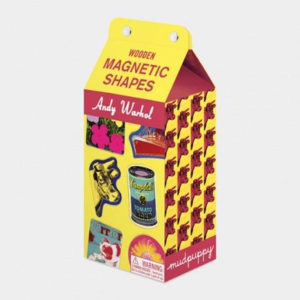 Andy Warhol 磁铁组