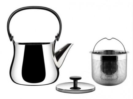 CHA 不锈钢茶壶