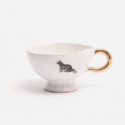 爱丽丝系列猫咪茶杯