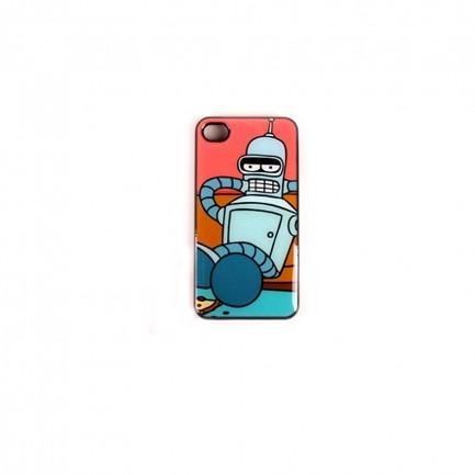 HAKEI iphone 手机壳 case 4/4s Futurama系列2 圣诞