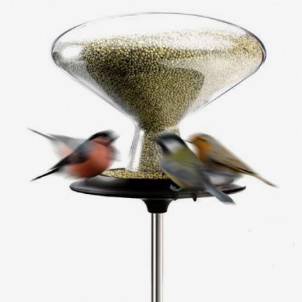 Eva Solo 丹麦Bird feeder 5L喂鸟器