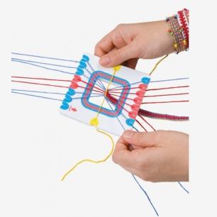 手工DIY棉线手链