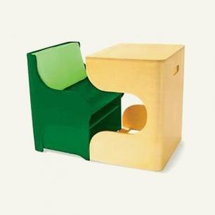 P'kolino儿童桌椅组合家具