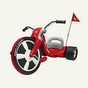 RADIO FLYER儿童三轮车