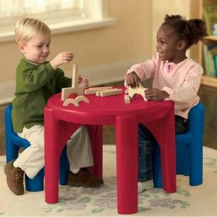 LITTLE TIKES儿童桌椅