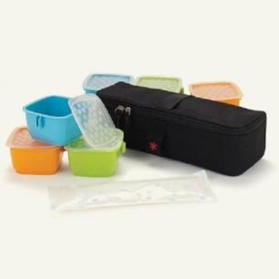 SKIP hop带食物盒的儿童餐具