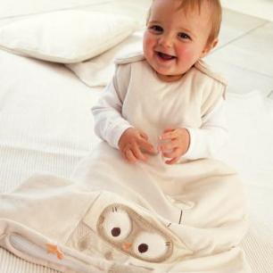 Grobag婴儿空调房睡袋