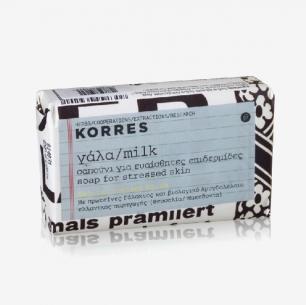 希腊KORRES乳蛋白舒缓皂