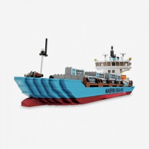 Lego 10155 Maersk Container Ship马士基集装箱船