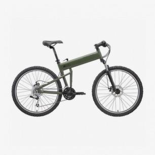 悍马折叠自行车