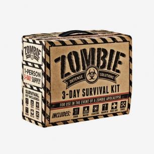 Zombie3日户外生存和灾难救生包