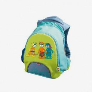 德国HABA 小男孩 幼儿园书包