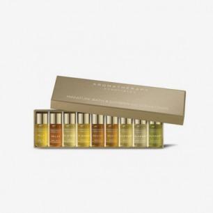英国芳香疗法协会沐浴精油3ml小样组合