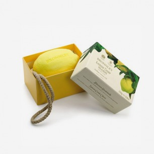 Bronnley柠檬香皂附绳子