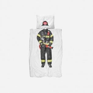 消防员 被套+枕套  | 梦想成真的神奇床单