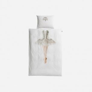 芭蕾舞 被套+枕套 | 梦想成真的神奇床单