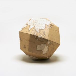 组合式地球仪-古风 | 荣获2012红点设计大奖