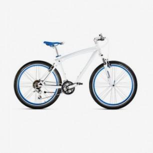 BMW休闲铝制自行车