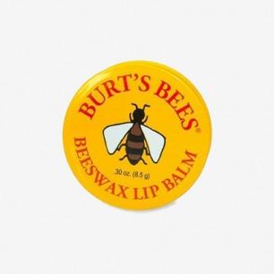Burts Bees小蜜蜂经典蜂蜡修护润唇膏铁罐8.5g