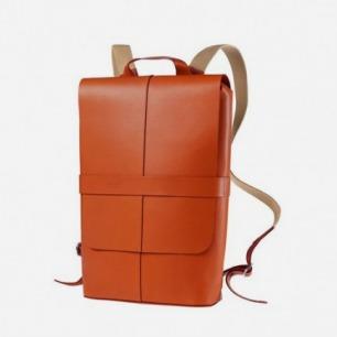 BROOKS Piccadilly Leather Knapsack双肩骑行背包