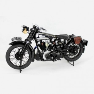 Minichamps:1/6 BROUGH SUPERIOR SS 100-T.E. LAWRENCE-1932