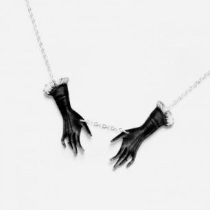 维多利亚式手套 项链