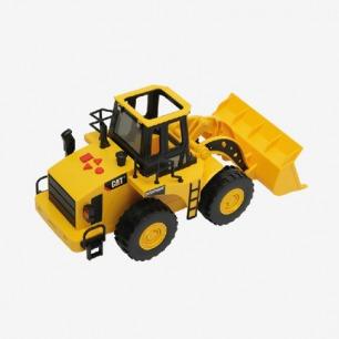 卡特 CATERPILLAR 玩具汽车工程车 电动推土机