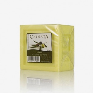 LA CHINATA 丽诗绮娜特级初榨橄榄油皂 香皂 300g