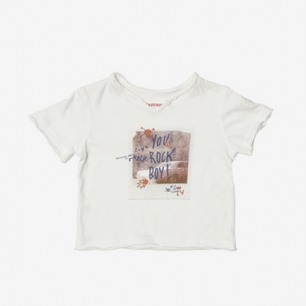 ZADIG&VOLTAIRE 印图纯棉T恤