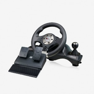 莱仕达V6 极品飞车16游戏方向盘270度