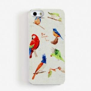 木与石插画手机壳