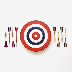 The Belgian Dart Set