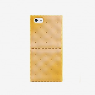 饼干手机壳
