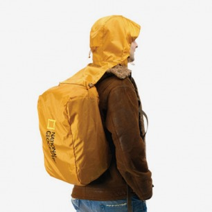 国家地理 单反相机摄影包防雨罩