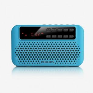 飞利浦收音机迷你小音箱 SBM120