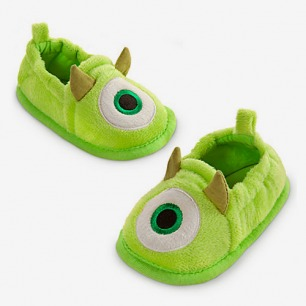 Monsters Inc. 大眼仔 宝宝拖鞋