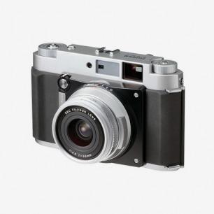 富士 GF670W 珍藏中画幅胶片相机