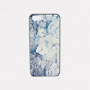 "【SUN VAGARIES】原创设计""矿石图案""立体 iphone5 手机壳"