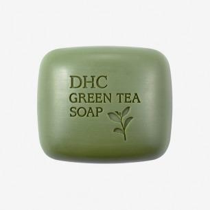 DHC 绿茶滋养洁面皂80g