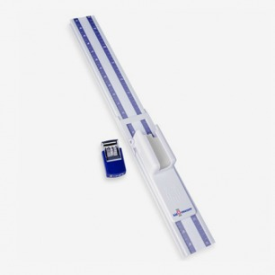 Kidmeasure盖章式儿童测量身高尺子