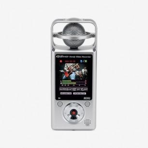 ZOOM Q2HD手持多功能专业录音机