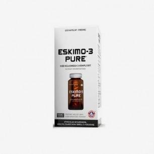 瑞典ESKIMO-3 PURE成人鱼油120粒