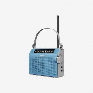 SANGEAN PR-D6 指针式调谐便携收音机