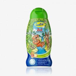 DM SauBaer 洗发沐浴液2合一