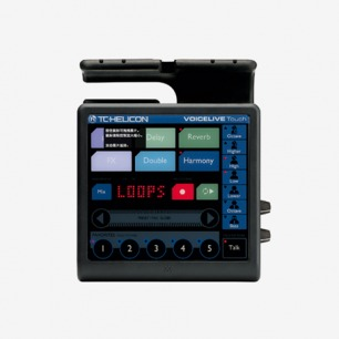 TC-Helicon VoiceLive Touch 人声处理效果器