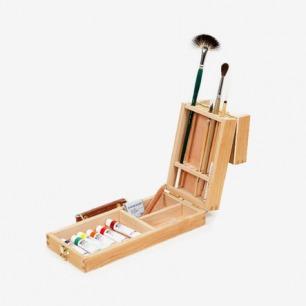蒙马特木质小画箱