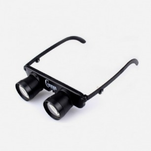 高清眼镜式钓鱼望远镜