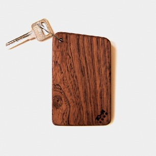 自然和家 实木卡套