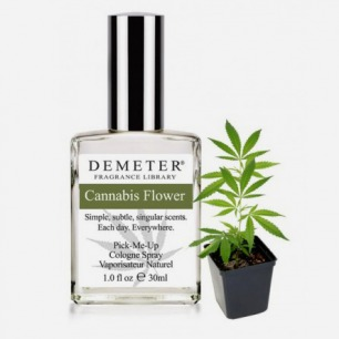 DEMETER Cannabis Flower 香水