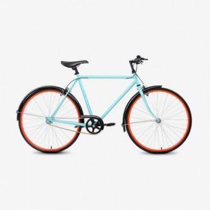 永久C 海森蓝时尚自行车
